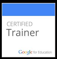 certified trainer badge