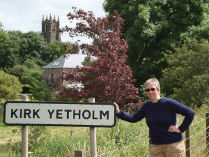 Kirk Yetholm, Scotland