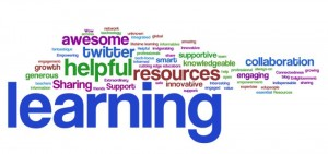What is the first word that comes to mind when you think about your PLN?